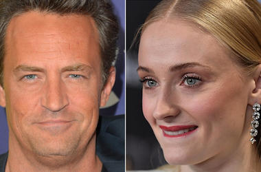 Sophie Turner, Matthew Perry