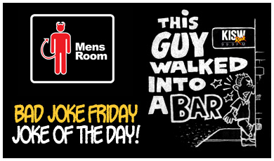 Bad Joke Friday | KISW