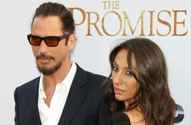 Chris and Vicky Cornell
