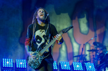 "Brian ""Head"" Welch of Korn at Toyota Park during Open Air Chicago on July 16, 2016"