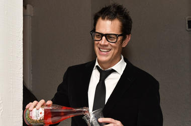 Entertainment: Kentucky Derby Party: Johnny Knoxville