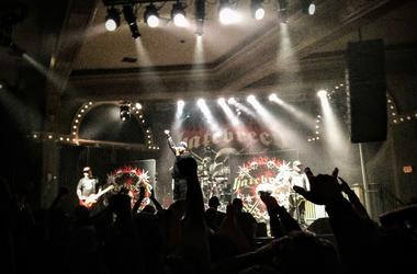 Hatebreed in Portland!!