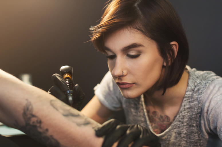 Seattle tattoo shop supports rainforest conservation with ink for ...