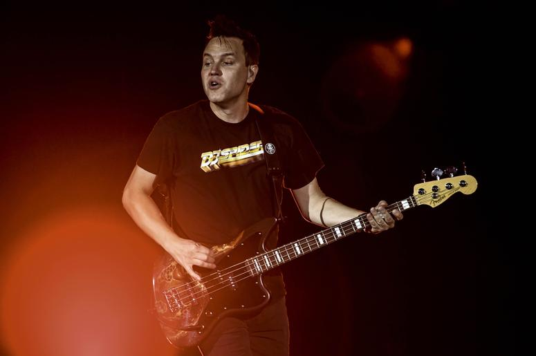 Mark Hoppus