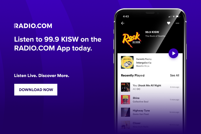 99 9 FM KISW - Seattle Rock Music | Radio com