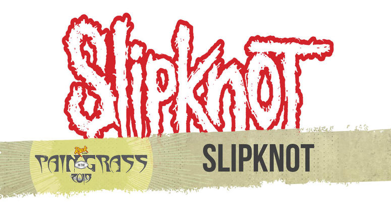 Slipknot plays Pain in the Grass 2019