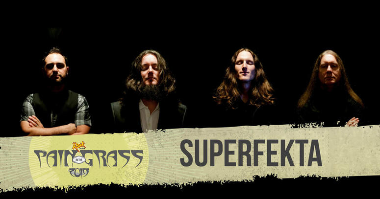 Superfekta plays Pain in the Grass 2019