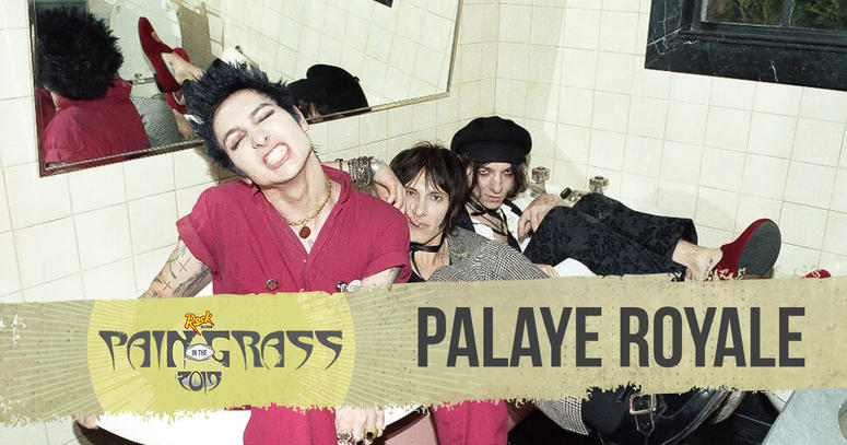 Palaye Royale; PITG
