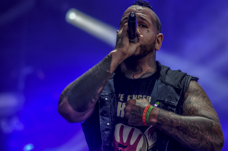 Bad Wolves Compare Themselves to Nickelback, Wouldn't Mind Just