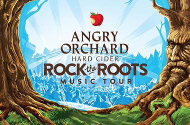Angry Orchard 'Rock The Roots' Music Tour