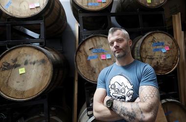 Jim Furman, CEO of Black Hammer Brewing