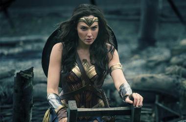 Gal Gadot as 'Wonder Woman' (Photo credit: Clay Enos/Warner Bros. Entertainment)
