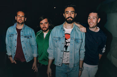 Bastille at The Greek Theatre on October 11th