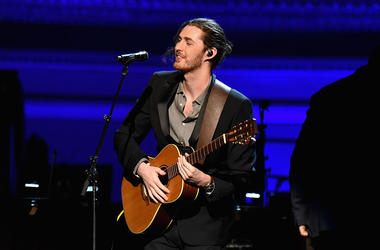 Hozier (Photo by Dave Kotinsky/Getty Images for The ONE Campaign)