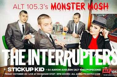 ALT 105.3 Monster Mosh