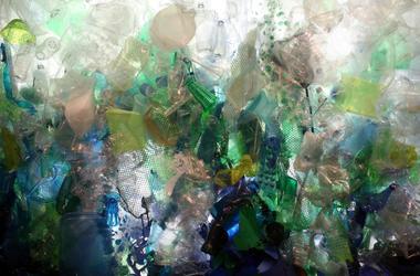 Pacific Ocean Plastics Pollution