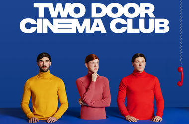 Two Door Cinema Club at The Fox Theater