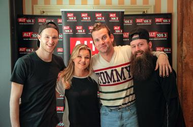 Judah and the Lion Meet-N-Greet