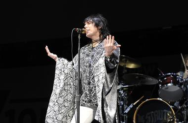 The Struts At Not So Silent Night 2018