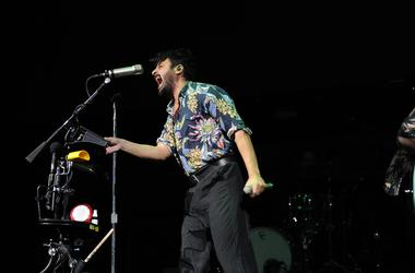 Young The Giant At Not So Silent Night 2018