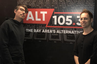 Joywave's Daniel Armbruster and Dallas