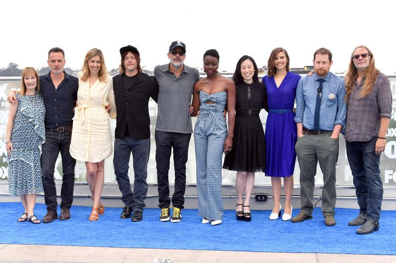 Watch 'The Walking Dead' Season 9 Trailer, Revealed at Comic
