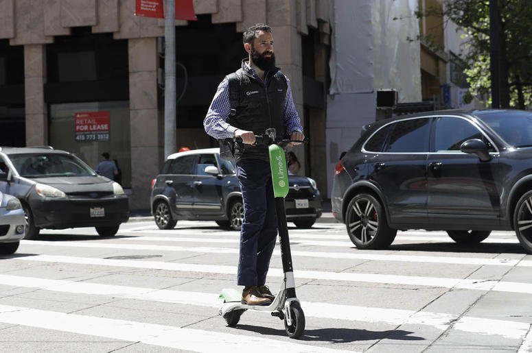 Scooter Rental San Francisco >> San Francisco To Require Permits For Rental Scooters The New Alt 105 3