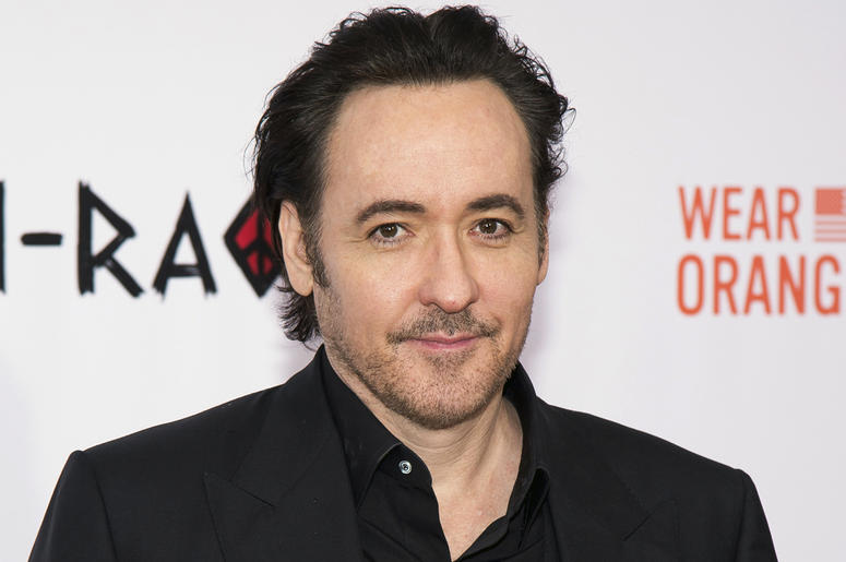"""In this Dec. 1, 2015 file photo, actor John Cusack attends the premiere of """"Chi-Raq"""" in New York. (Photo by Charles Sykes/Invision/AP, File)"""