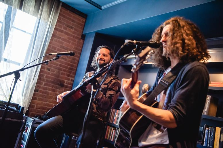 The Revivalists At The Battery