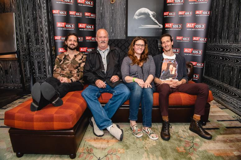 The Revivalists Meet-N-Greet At The Battery