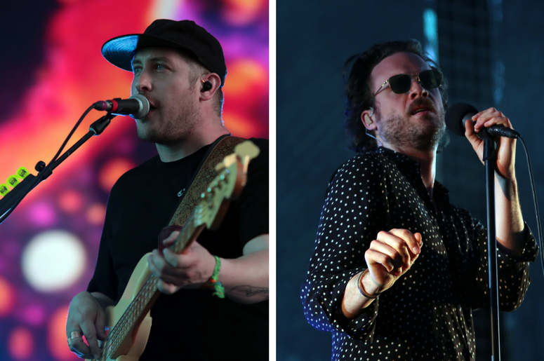 WATCH: Portugal  The Man, Father John Misty Perform Late