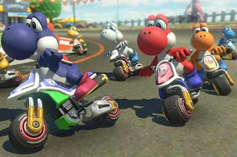 Mario Kart Is Coming To Your Phone In September | THE NEW