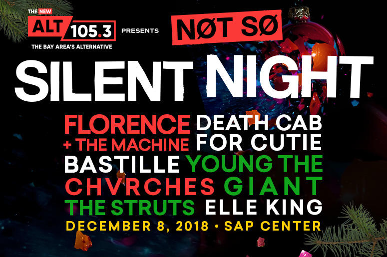Not So Silent Night 2018