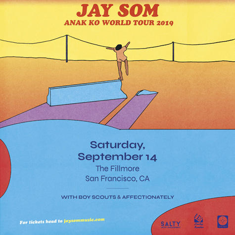 Jay Som at The Fillmore, San Francisco