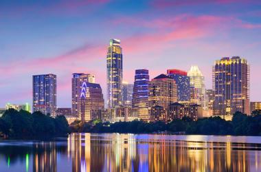 100.3 Jack FM,ATF,Attacks,Austin,Texas,Bombings,FBI,March,News,SXSW,South by Southwest,Crime,City,Skyline,Night