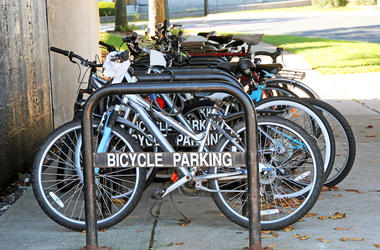 Bicycle, Bike, Bike Rack, Parking,