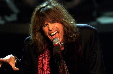 Aerosmith, Steven Tyler, Band, Music, Concert, Singer