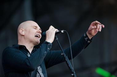 Billy Corgan, Smashing Pumpkins