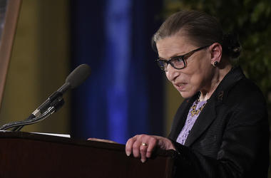 Ruth Bader Ginsburg, Supreme Court