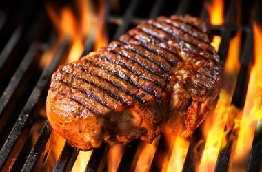Steak In England