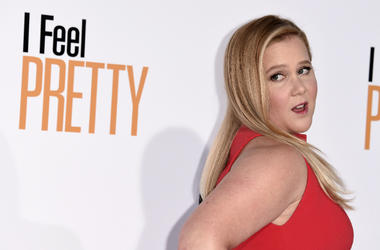 100.3 Jack FM,Amy Schumer,Kidney,Infection,Hospital,Medical,Health,I Feel Pretty,New,Movie,Premiere