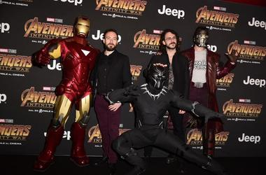 Infinity War Shatters Box Office Record