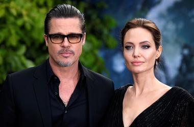 Brad Pitt & Angelina Jolie Divorce Dragging