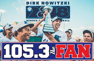 Dirk Nowitzki's Heroes Celebrity Softball Game