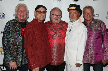Ed King on the far left