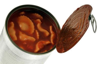 Ravioli, Can, Food, Pasta, Tomato Sauce