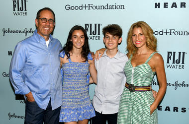 Jerry Seinfeld and Family