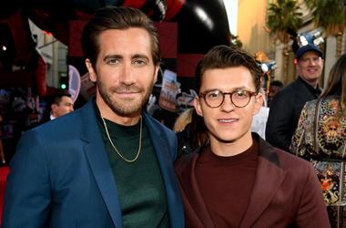 Jake Gyllenhaal & Tom Holland