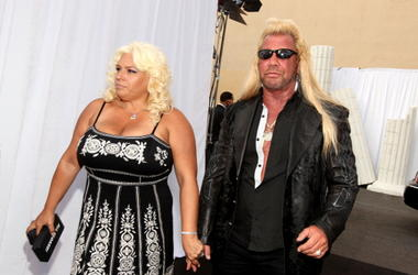 Dog the Bounty Hunter & wife Beth Chapman