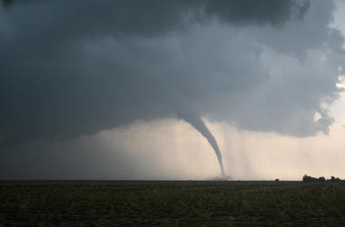 Tornado, Clouds, Weather, Dark Sky, Plains, Tornado Alley